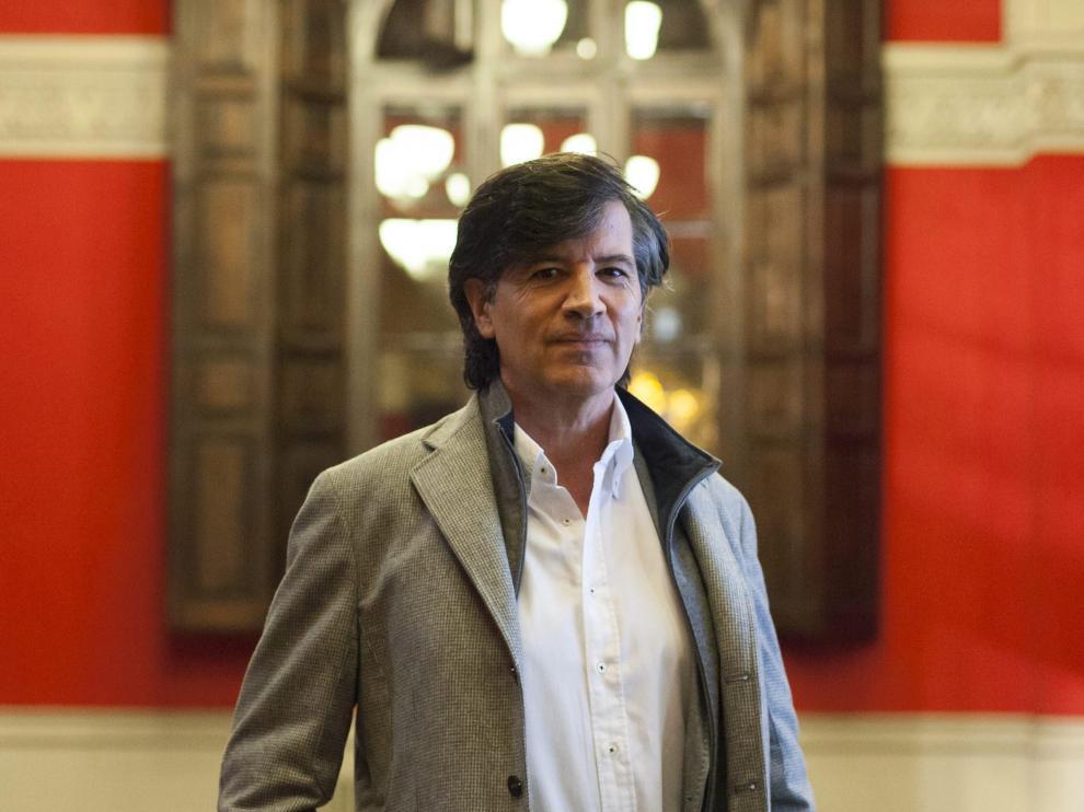 El catedrático de Bioquímica de la Universidad de Oviedo, Carlos López-Otín