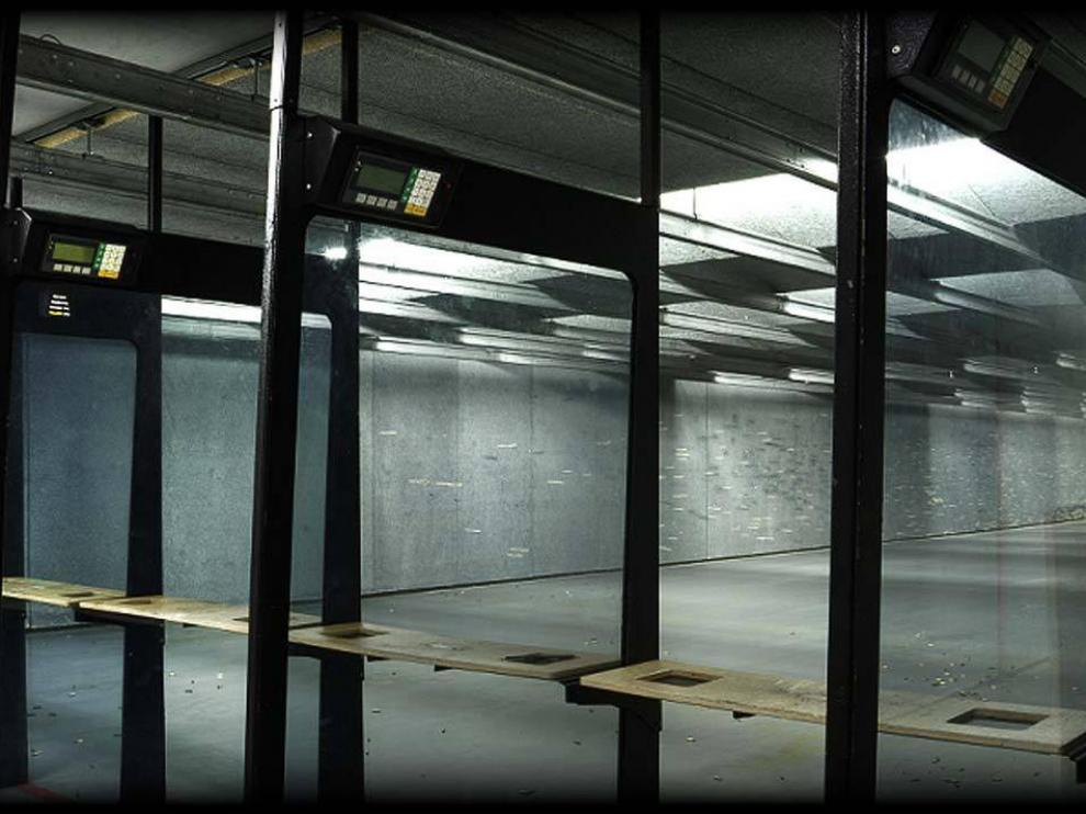 Imagen del establecimiento Shooting Range Zaragoza.
