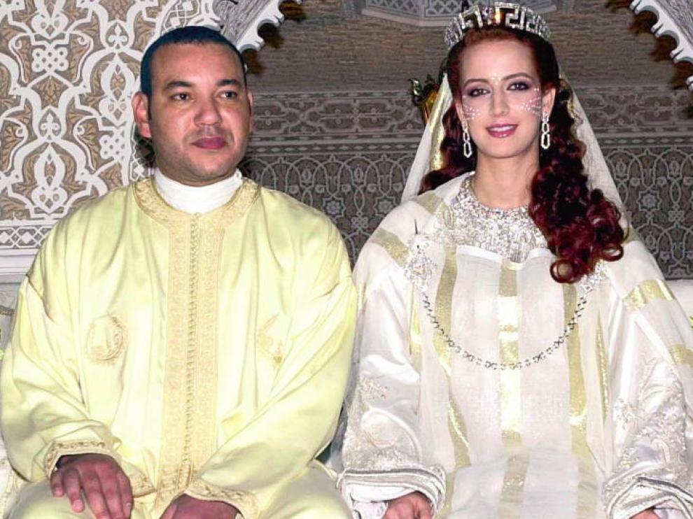 Conmoción en Marruecos por el divorcio de Mohamed VI y Lalla Salma