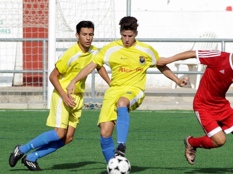 Fútbol. Juvenil Preferente. Amistad vs. San José