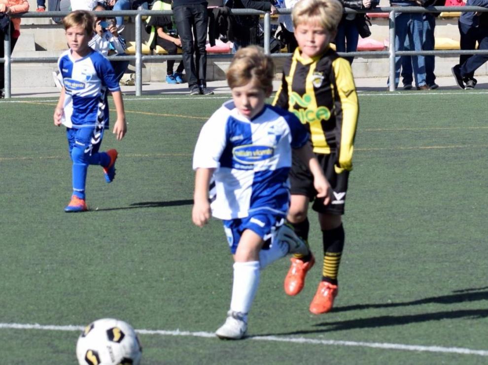 Liga de Debutantes - Balsas vs. Ebro