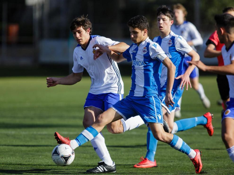 Fútbol. Torneo Cesaraugusta 3º y 4º puesto - Real Zaragoza vs. Deportivo