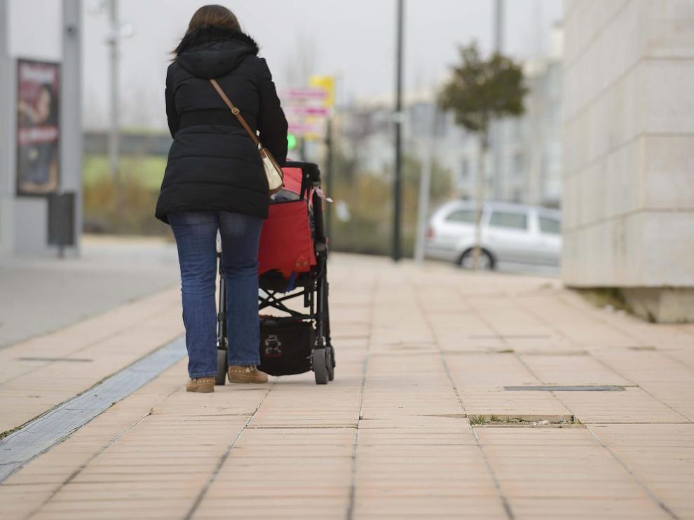 Las familias monoparentales se encuentran en mayor riesgo de exclusión social.