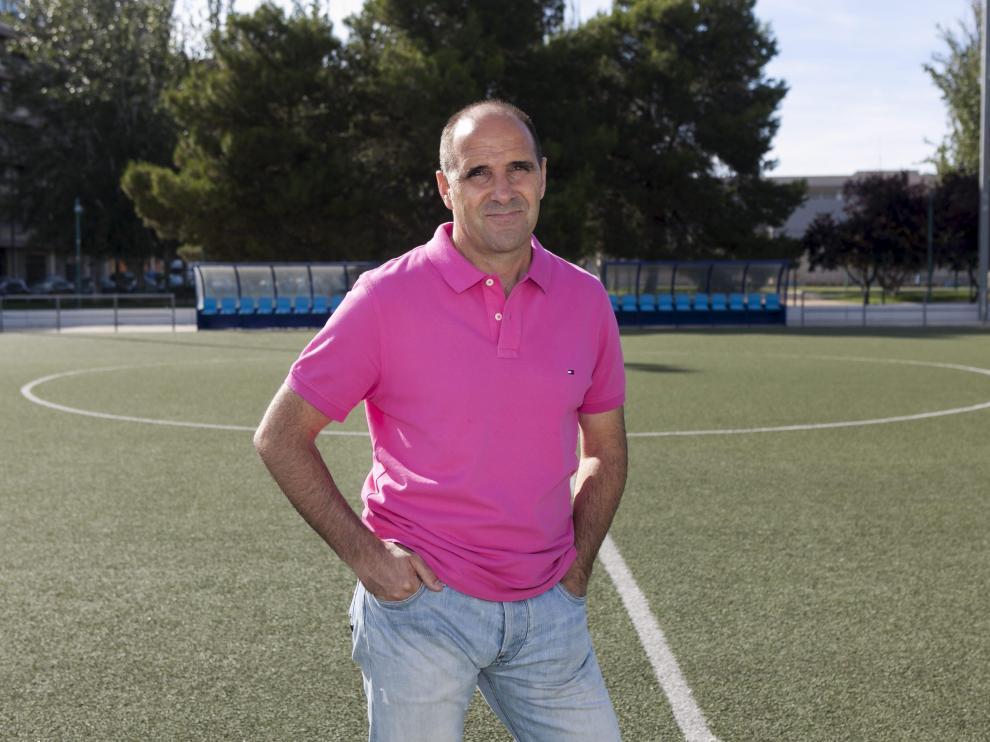 Ander Garitano, en una imagen de archivo.