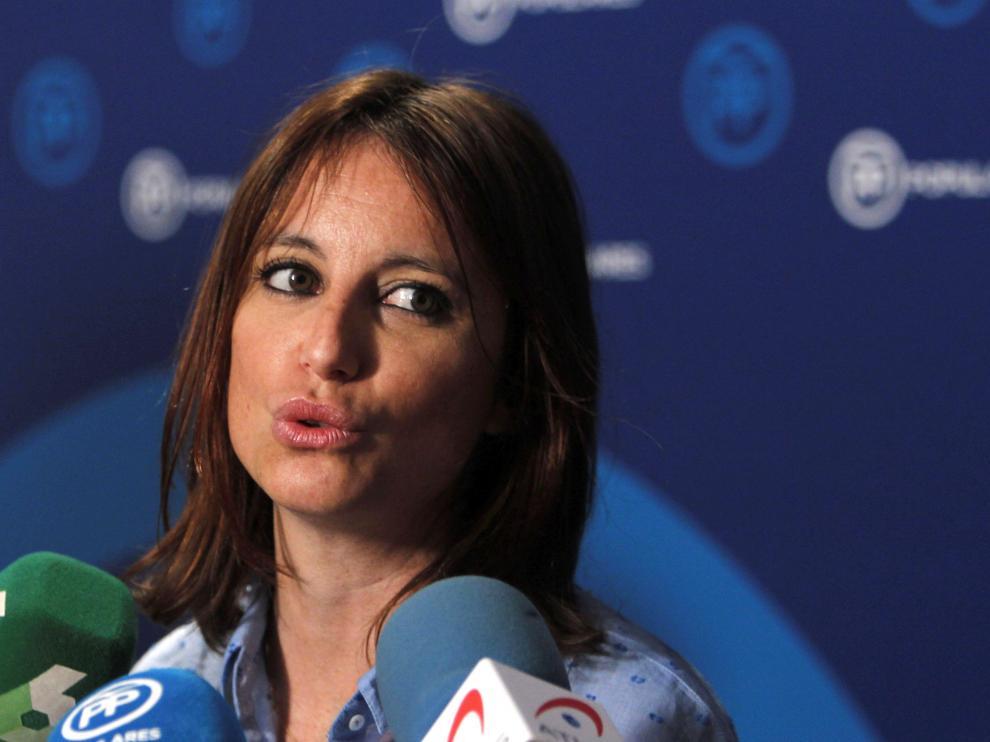 La popular Andrea Levy