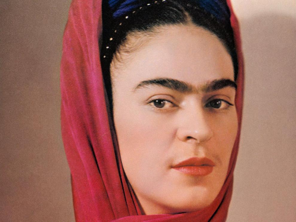 Frida Kahlo, retratada por su amante Nickolas Muray.