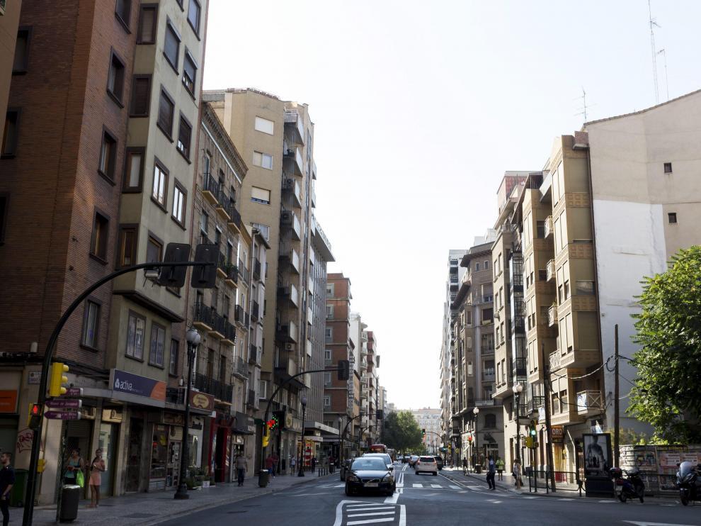 Coso Bajo en Zaragoza