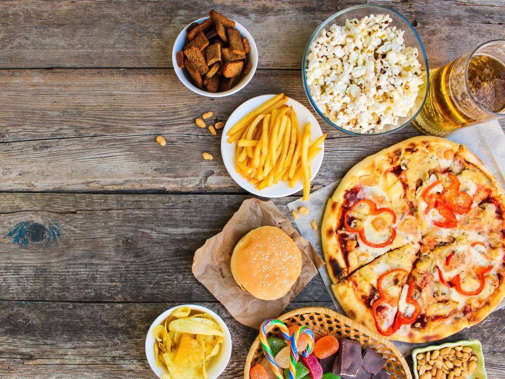 La comida basura tiene potencial para convertirse en manjares saludables.