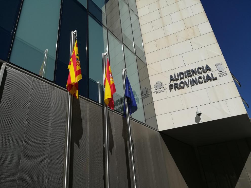 El juicio por la presunta violación se celebró el pasado lunes en la Audiencia Provincial de Zaragoza a puerta cerrada.