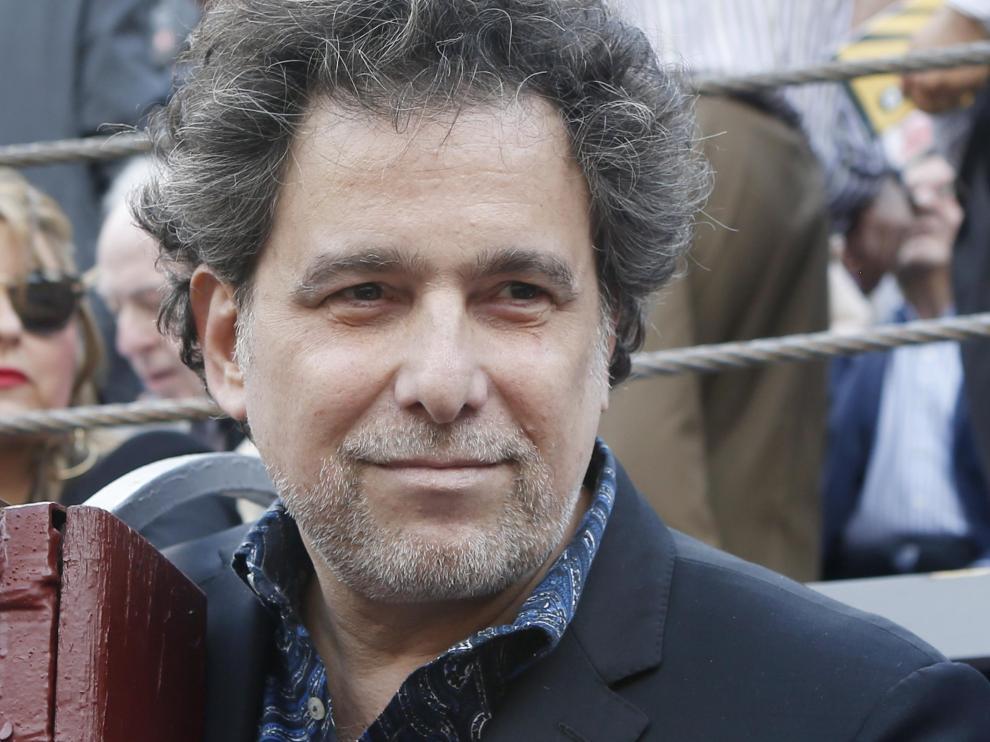 El cantante Andrés Calamaro.