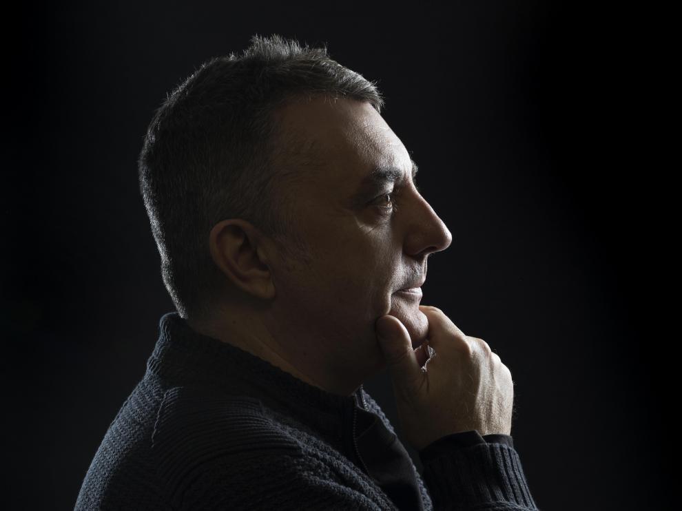 Manuel Vilas ha logrado un gran éxito con su novela 'Ordesa' (Alfaguara).