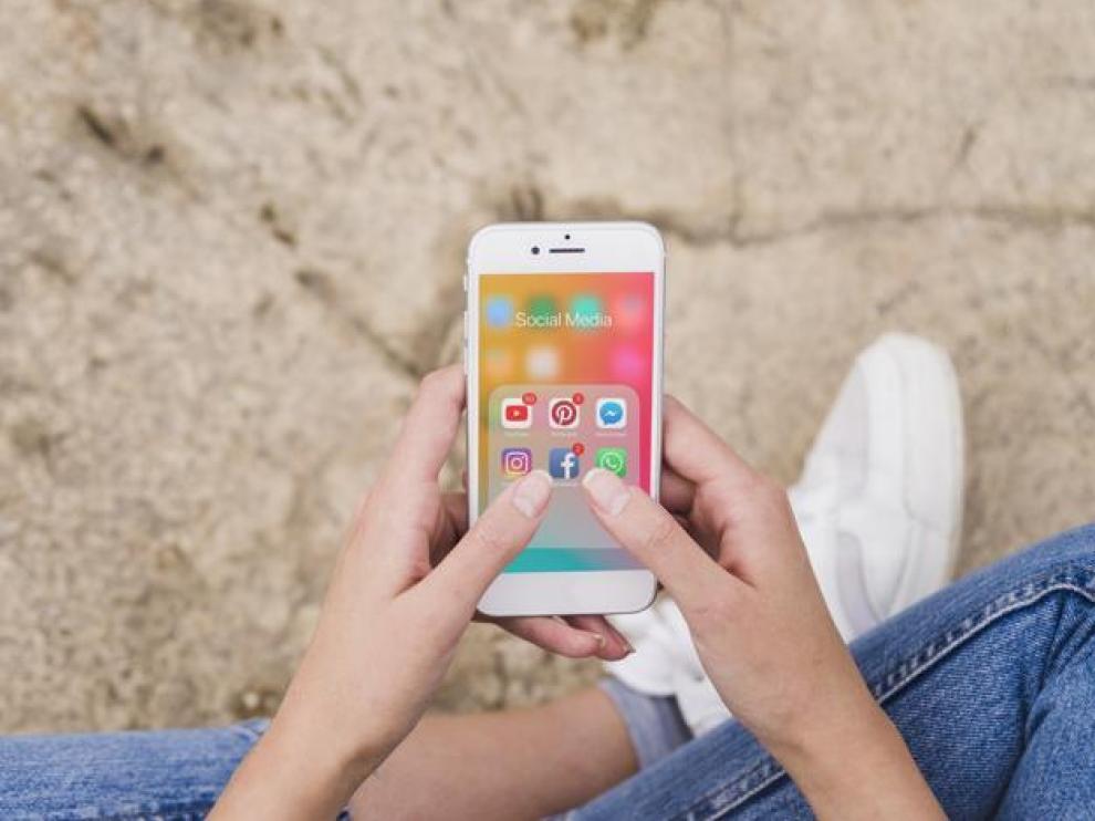 Casi el 90% de los jóvenes entre 14 y 16 años tienen un 'smartphone'.