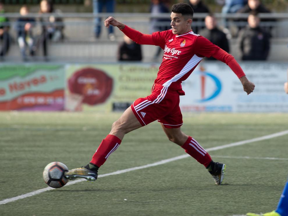 Fútbol. Liga Nacional Juvenil Escalerillas vs Amistad