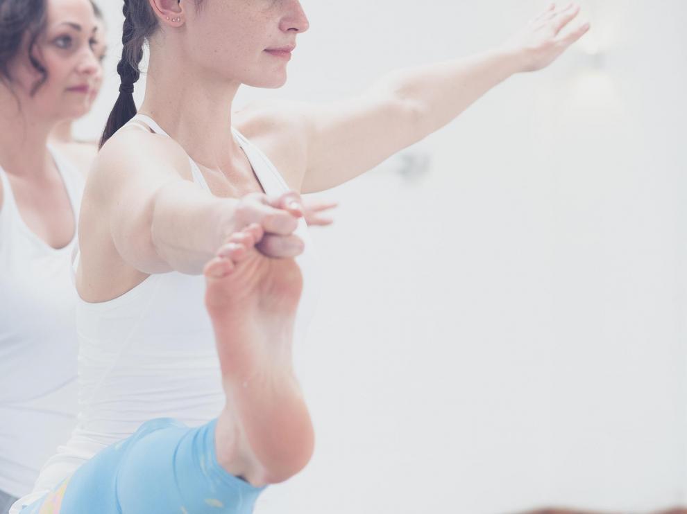 Con el 'ballet fit' se trabaja la fuerza, la coordinación, la tonificación y el equilibrio.
