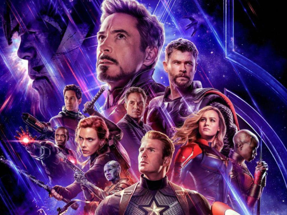 Marvel lanza el nuevo tráiler de la última película de 'Los Vengadores'