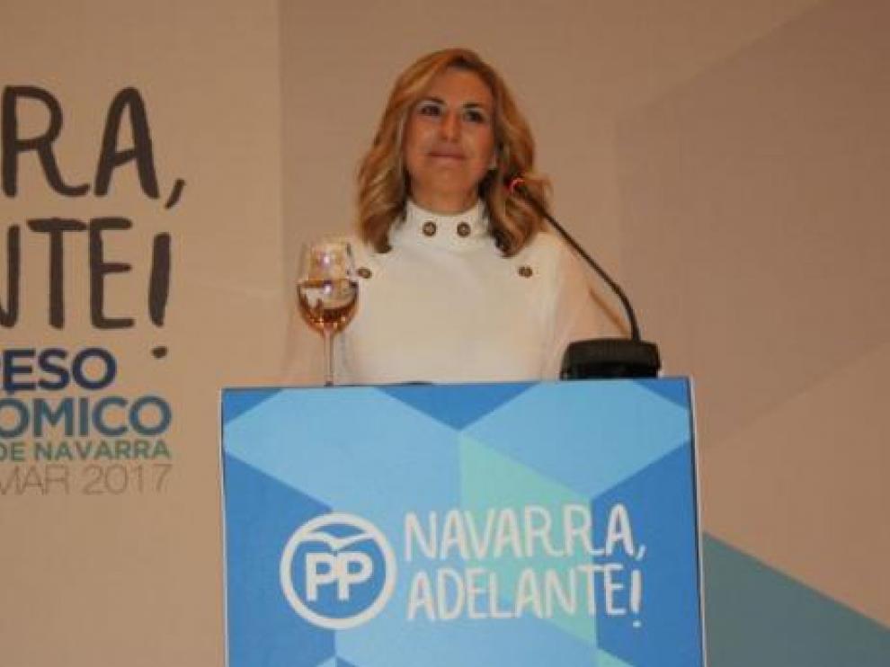 La zaragozana Ana Beltrán, número 5 del PP al Congreso por Madrid.