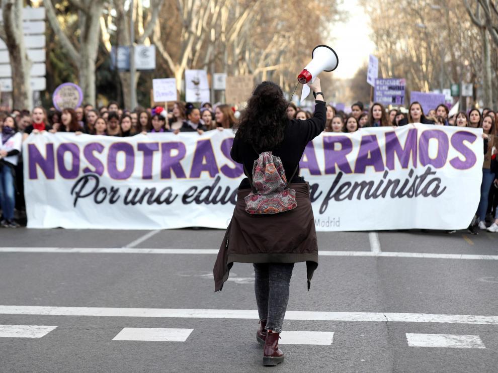 8M Madrid