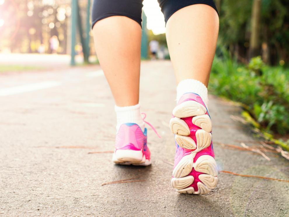 Como lograr adelgazar caminando