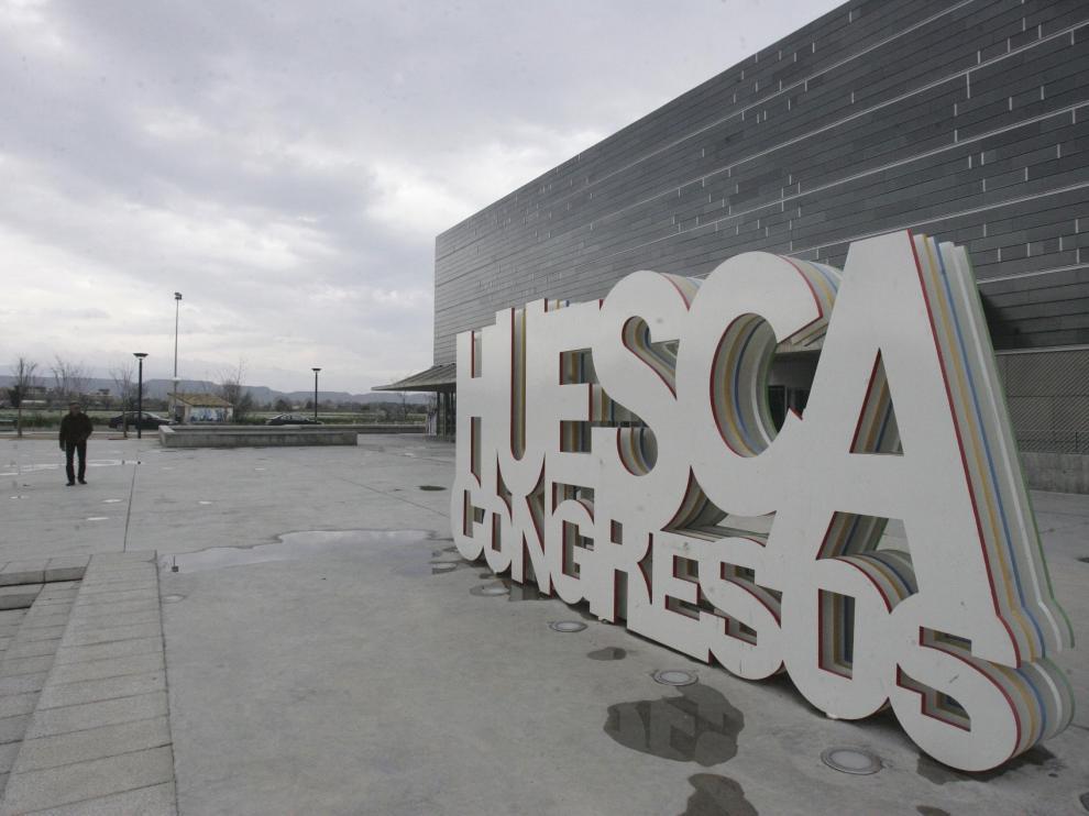 palacio de congresos de huesca / foto Javier Blasco/ 25-3-10