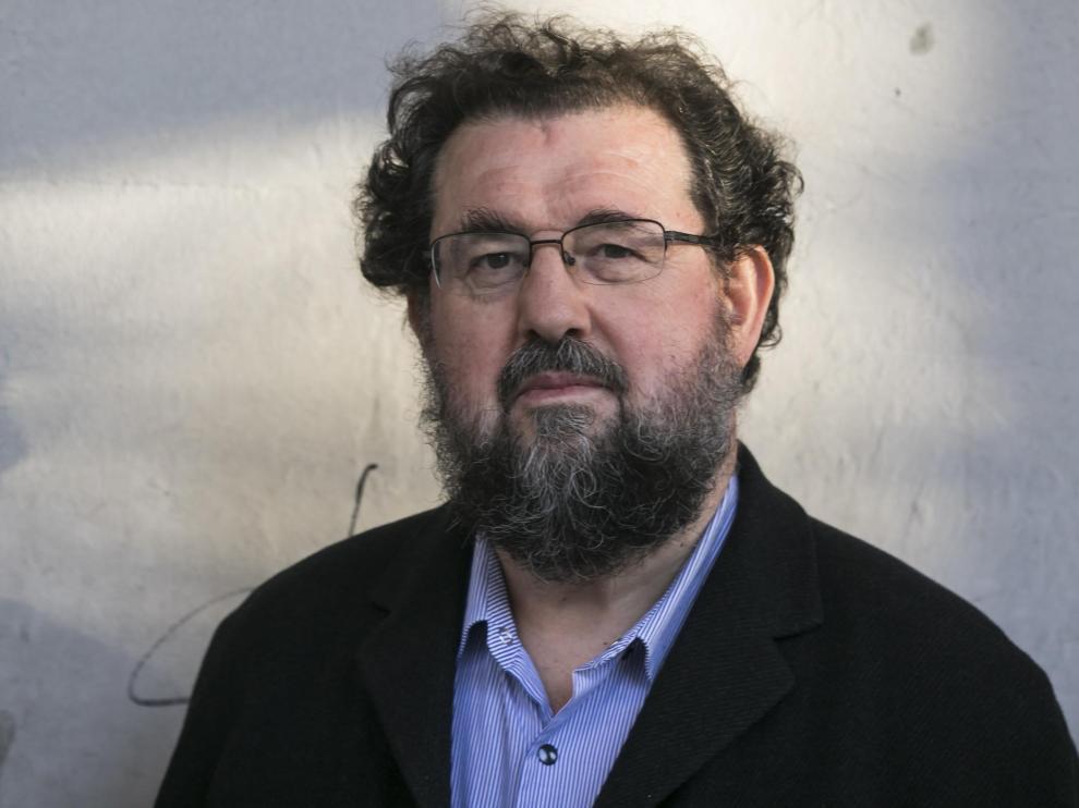 Jesús Rubio es un gran conocedor del Moncayo, de Veruela y del universo de Bécquer.