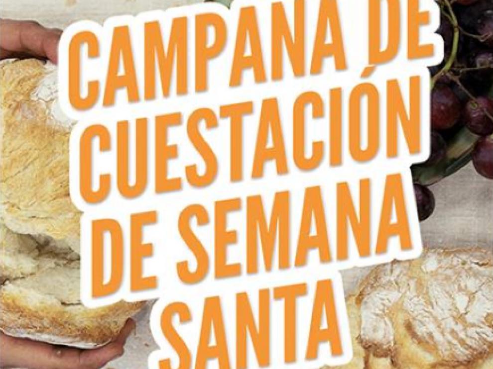 Este miércoles han presentado la campaña de cuestación de Semana Santa de este año.