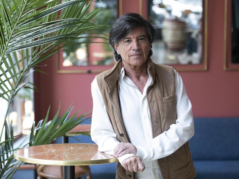 Carlos Lopez Otin / 10-04-19 / Enrique Cidoncha [[[FOTOGRAFOS]]]