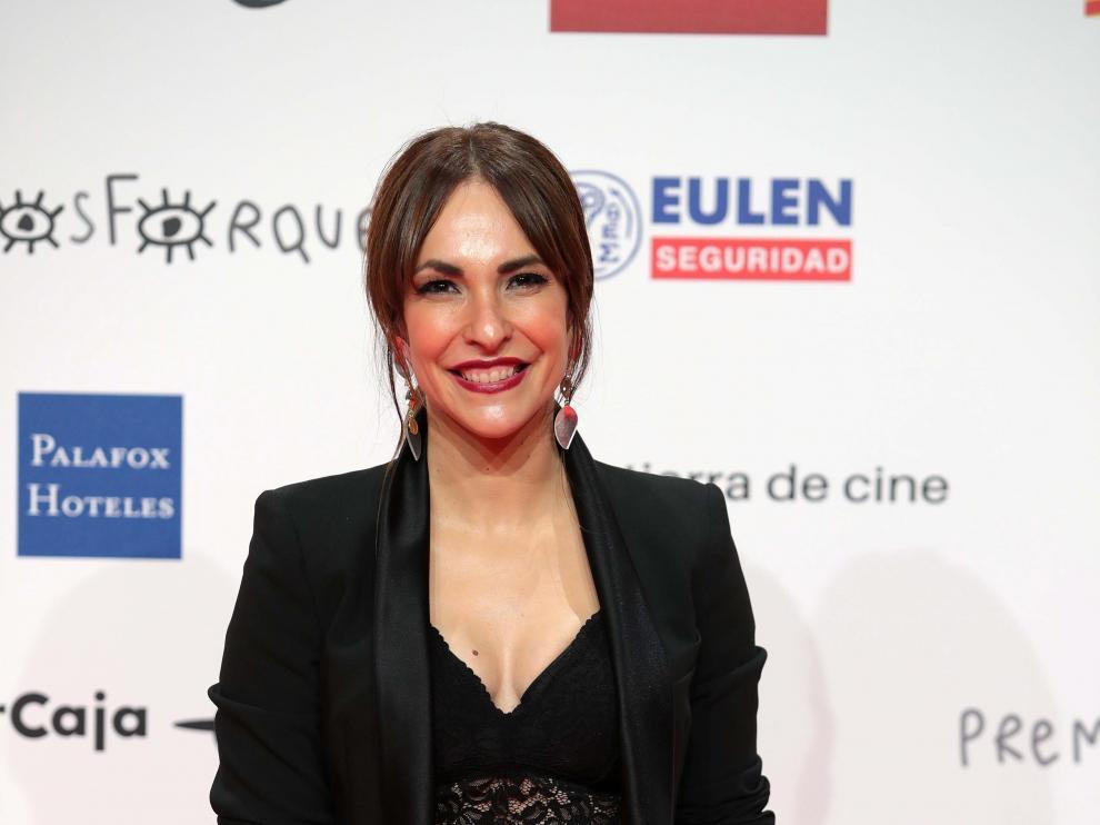 Paula Ortiz en la gala de los Premios Forqué