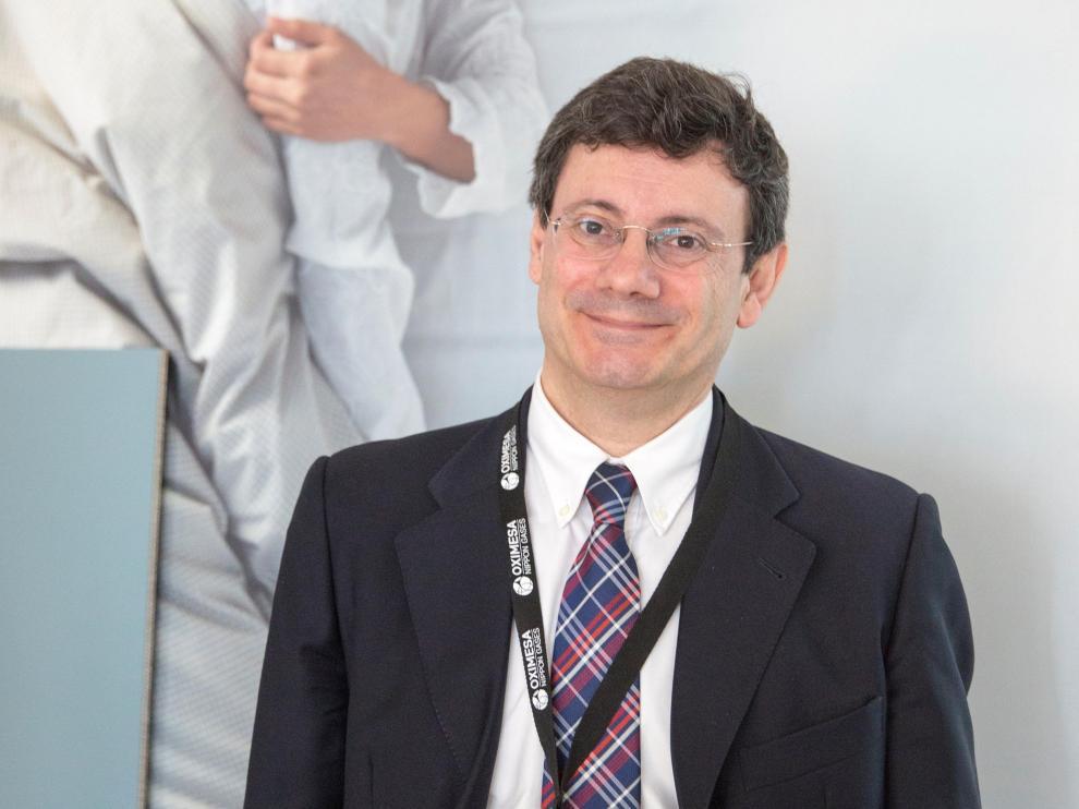 Javier Puertas, vicepresidente de la Sociedad Española del Sueño (SES).