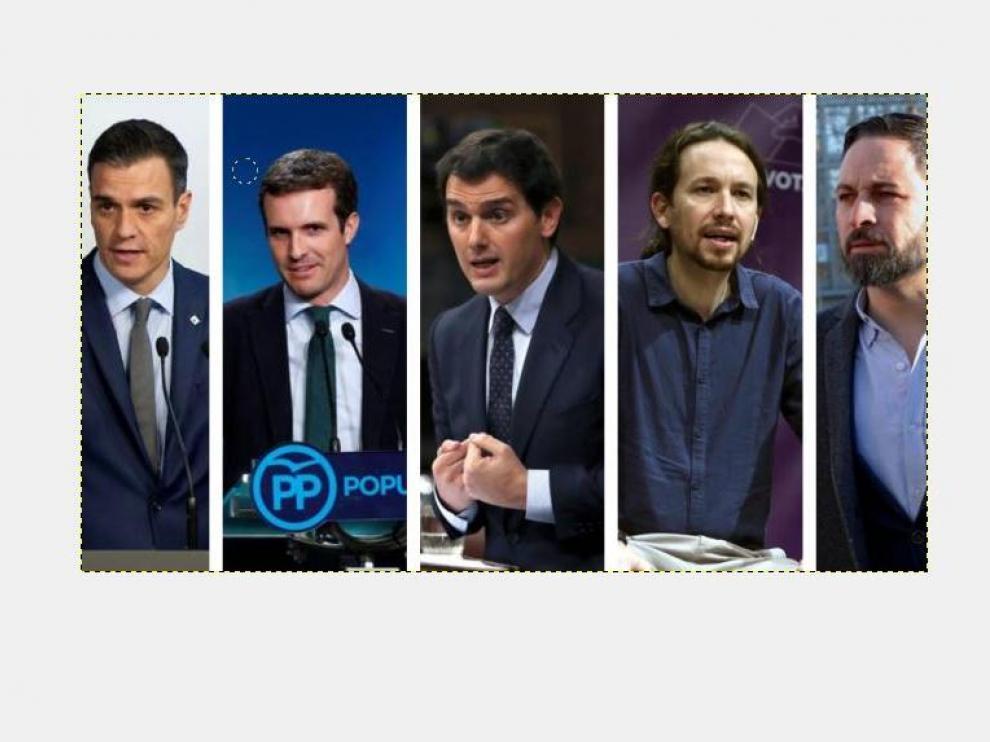Pedro Sánchez rechaza el 'cara a cara' con Casado pero acepta un debate a cinco en Atresmedia