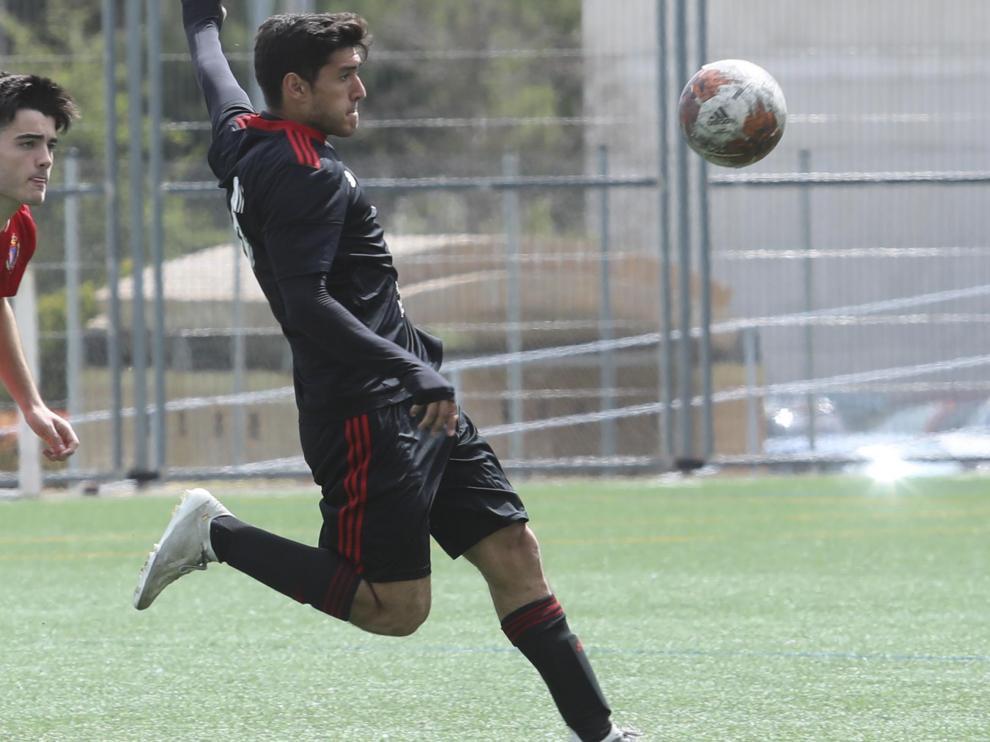 Futbol Juvenil - IPC-Escalerillas juvenil / 14-4-19 / Foto Rafael Gobantes [[[FOTOGRAFOS]]]