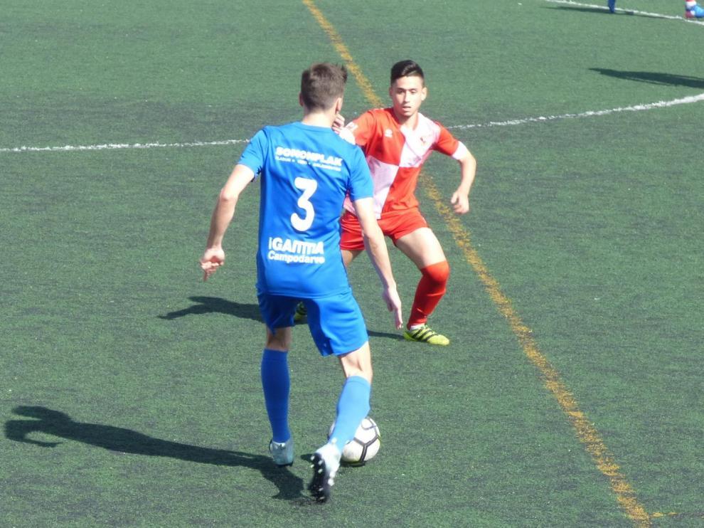 Fútbol. LNJ- Peña Ferranca vs. Actur Pablo Iglesias.