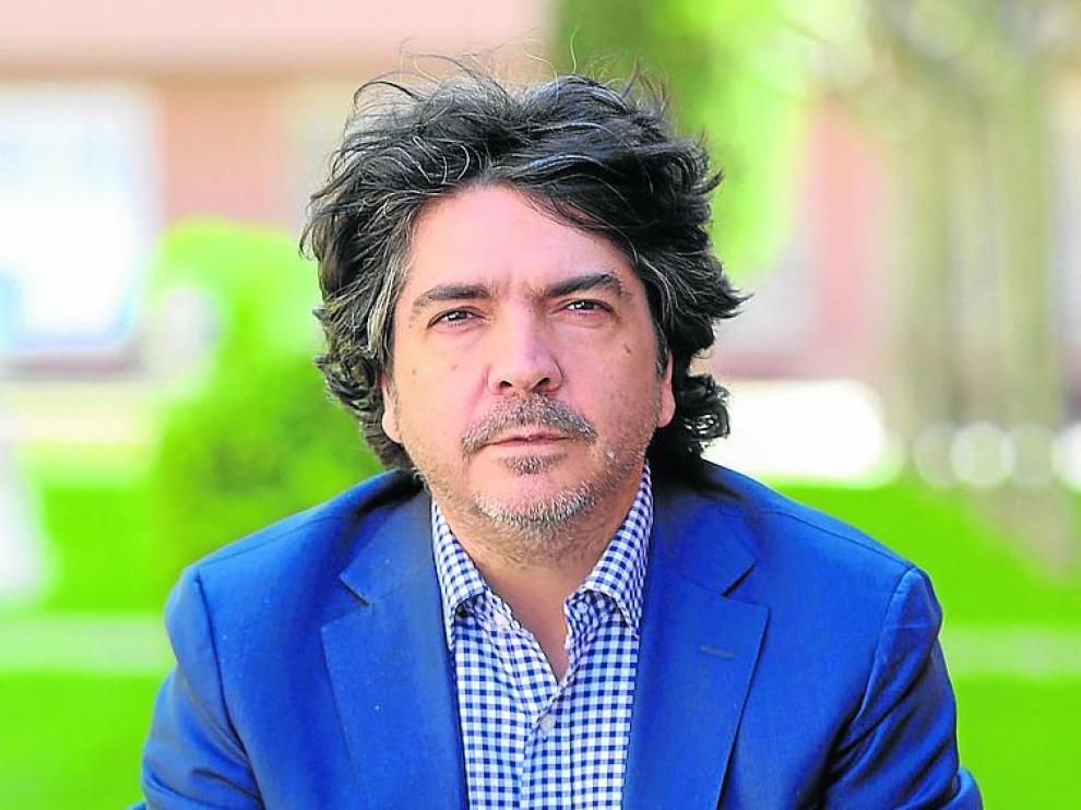 Mario Garcés, candidato del PP por Huesca.