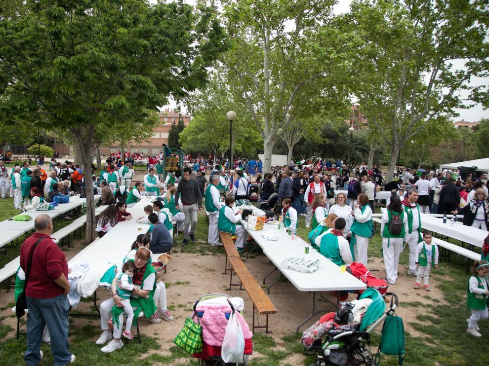 Los actos tendrán lugar en el parque Torre Ramona.