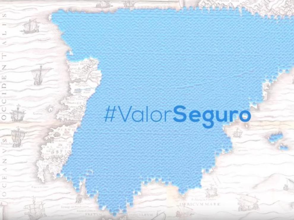 """""""Hay quien piensa que España son siete reinos... pero España no es Juego de Tronos"""", es la frase que acompaña el vídeo del PP."""