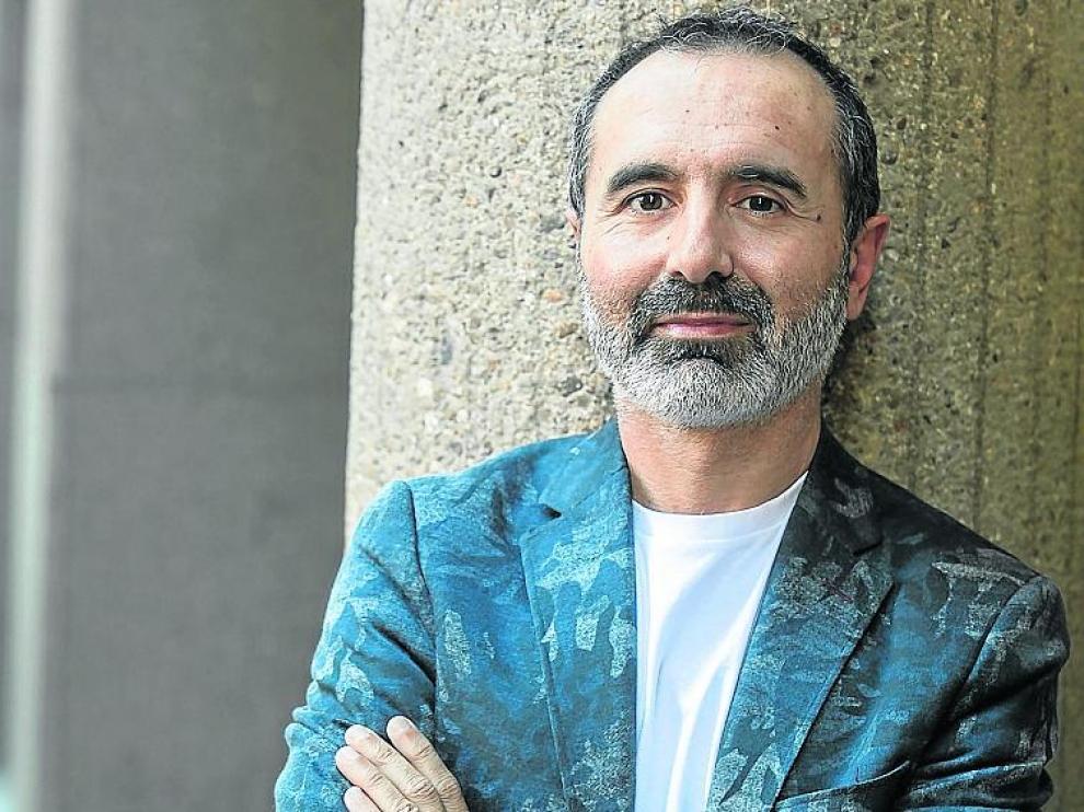 CONTRAPORTADA. Hotel Don Yo. Entrevista de contraportada a Octavio Salazar/ 27-03-2019 / FOTO: GUILLERMO MESTRE [[[FOTOGRAFOS]]]