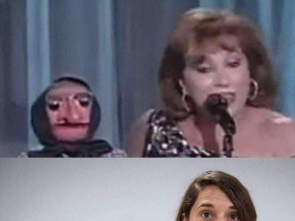 Meme tuiteado por Pablo Iglesias