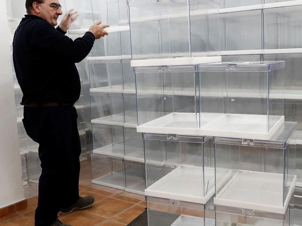 Los españoles irán a las urnas el próximo domingo.