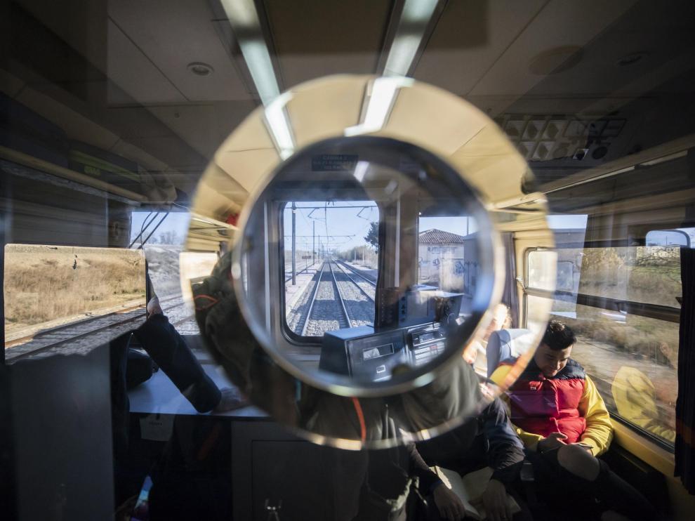 El ferrocarril, también un elemento fundamental para lograr la vertebración del territorio