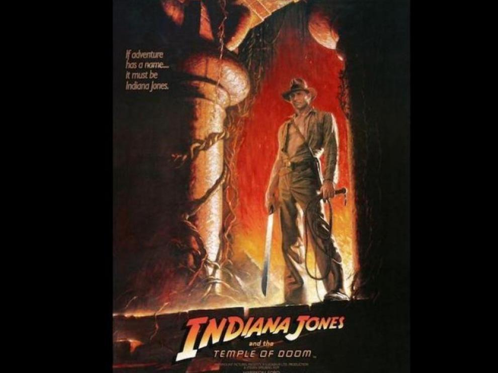 'Indiana Jones y el templo máldito' (Steven Spielberg; 1984)