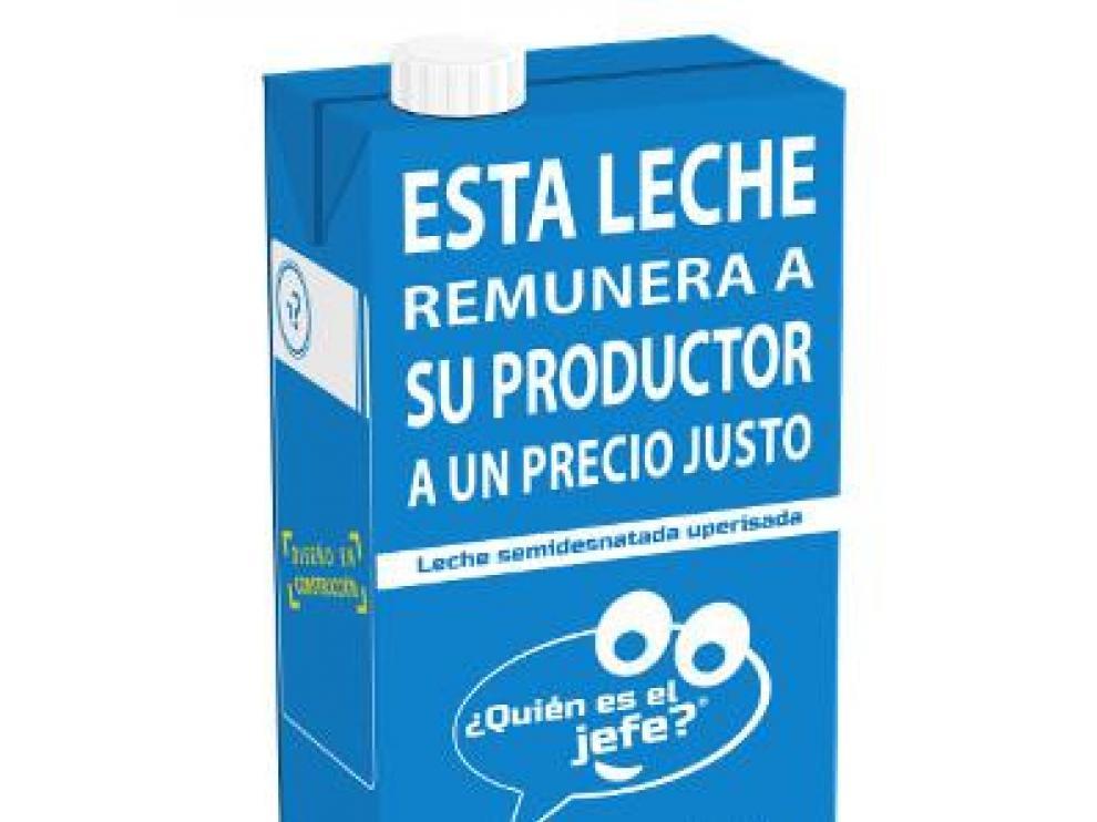Esta iniciativa ha vendido más de 80 millones de brik de leche en Francia. La marca de los consumidores