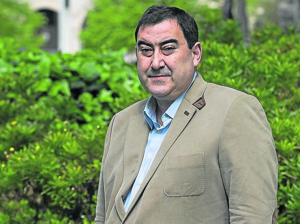 El director general de Seipasa, Pedro Peleato.