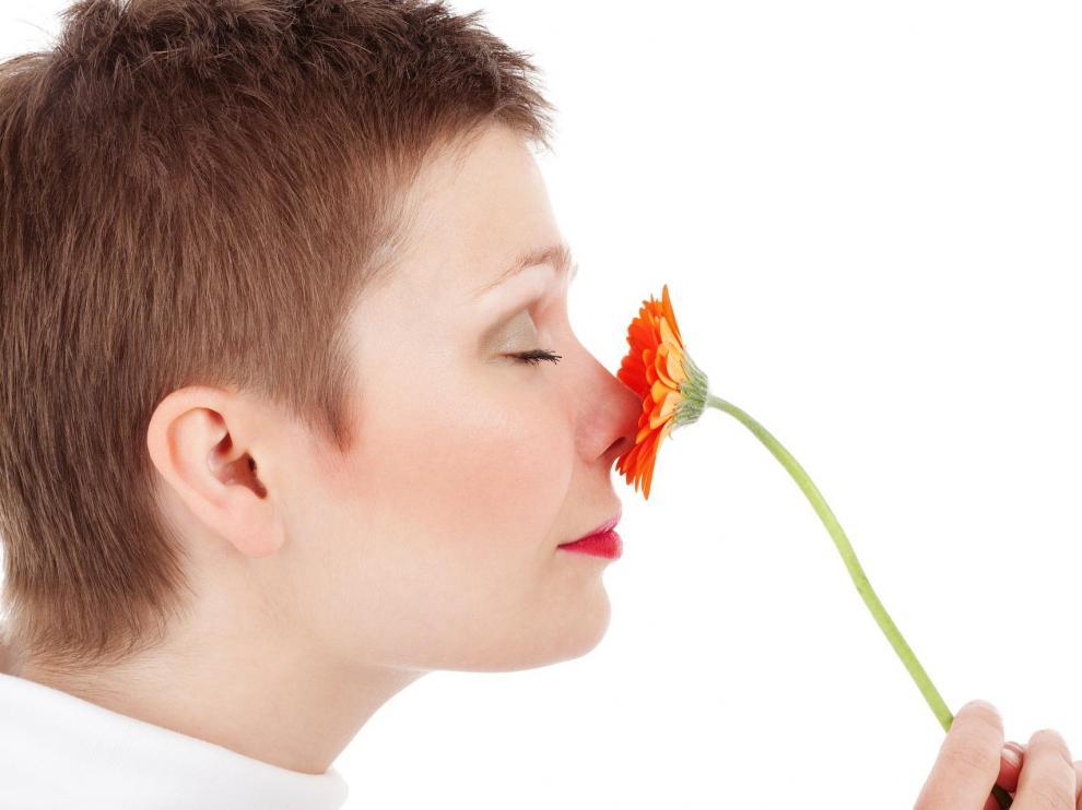 El mal sentido del olfato se conoce como un signo temprano de la enfermedad de Parkinson.
