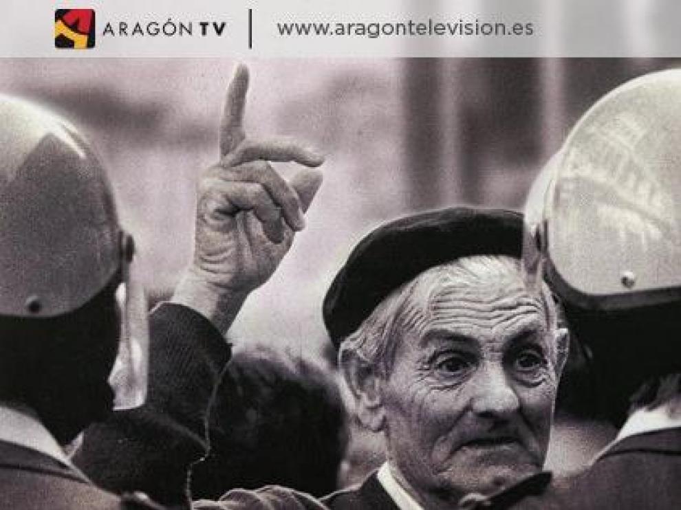 La Transición en Aragón, producida por Factoría Plural, premiada.