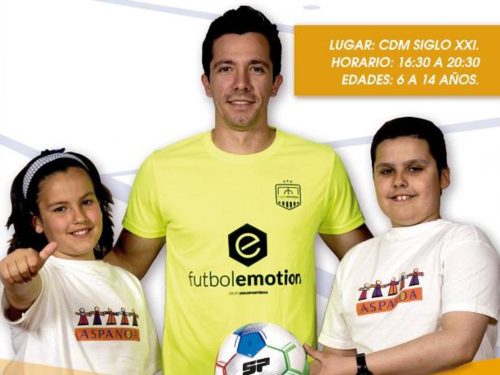 Cartel del 'Día del Fútbol Sala'.