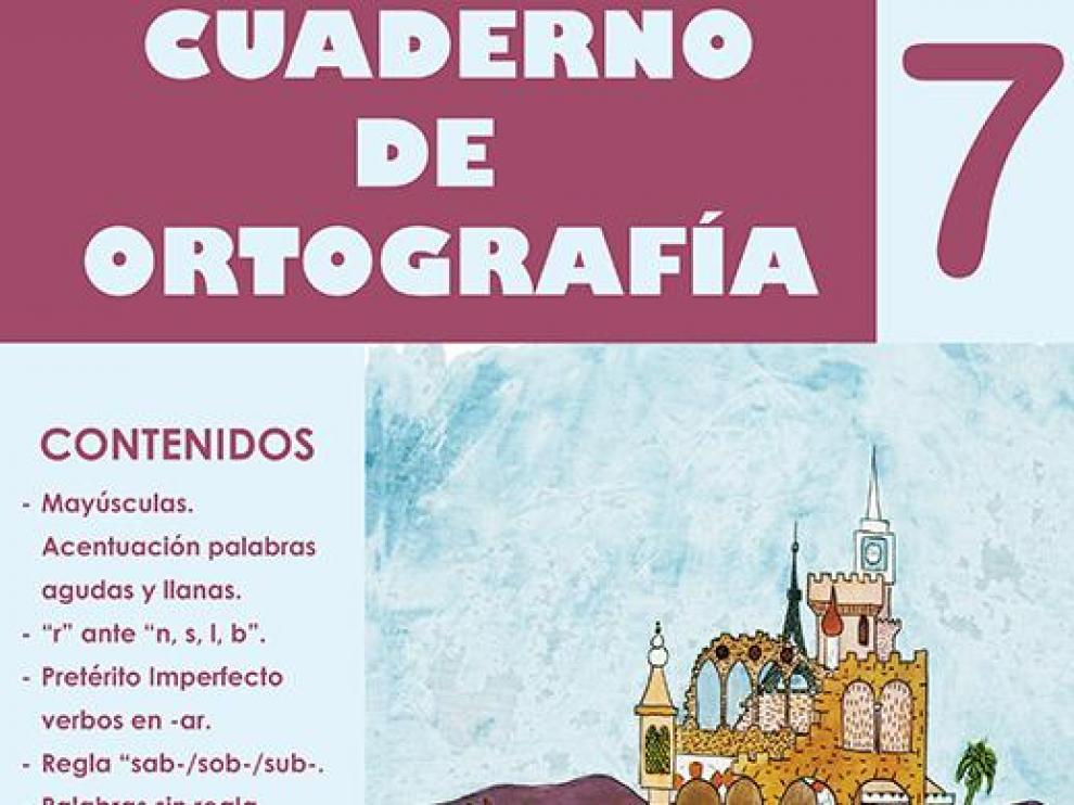 Cuaderno Rubio de Ortografía