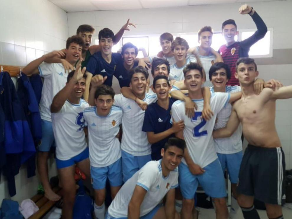 Fútbol. Liga Nacional Juvenil- Teruel vs. Real Zaragoza.