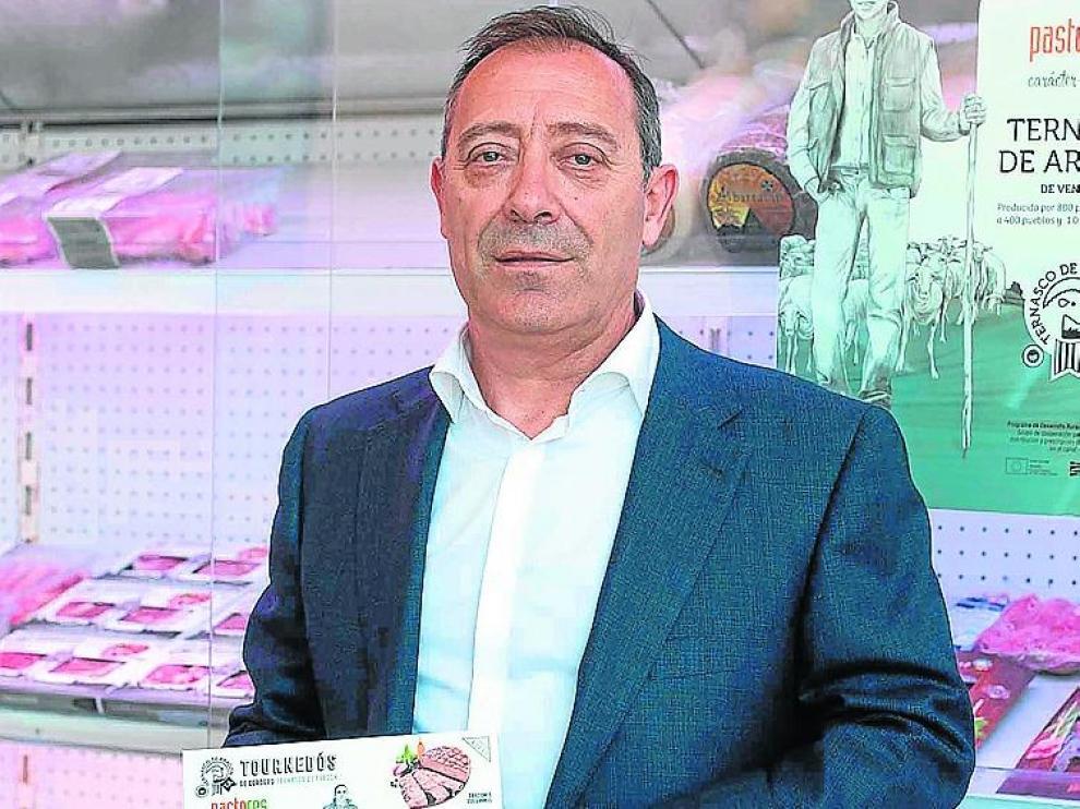 Ángel Tarancón, nuevo director general de Oviaragón.