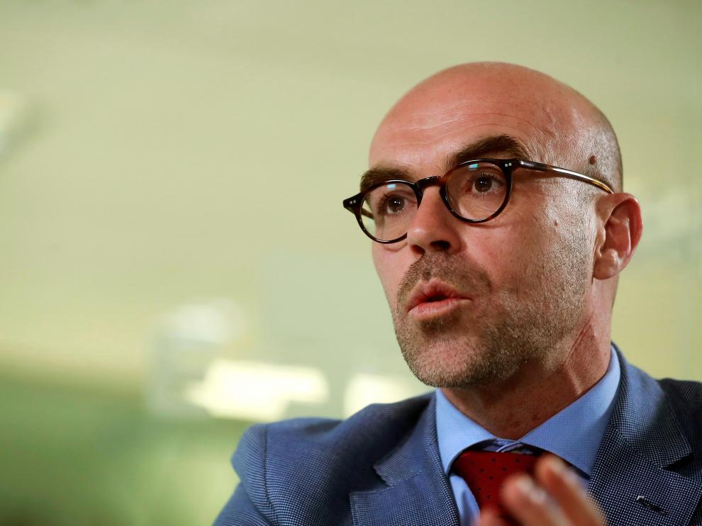 El cabeza de lista de Vox al Parlamento Europeo, Jorge Buxadé, apoya a Salvini.