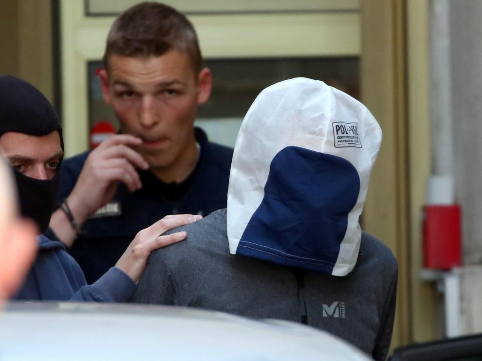 El exjefe de ETA Josu Ternera, detenido tras permanecer 17 años de fuga.