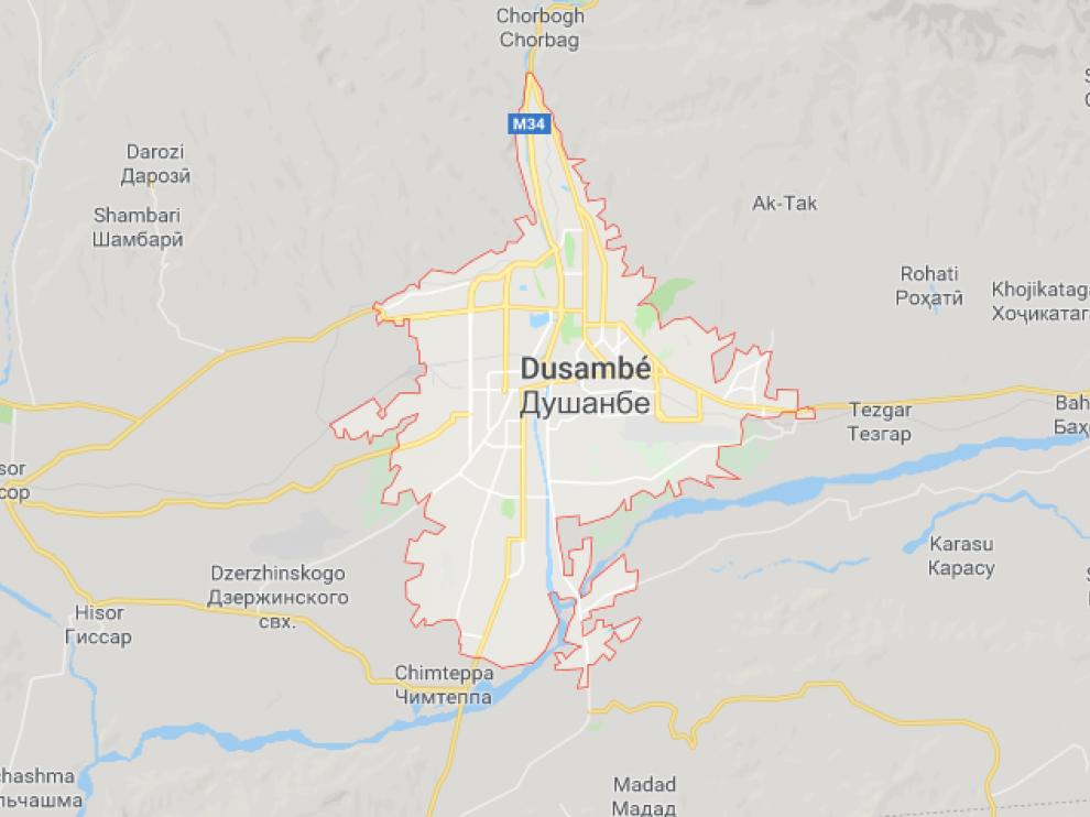 Los hechos ocurrieron en un penal situado en la afueras de Dusambe.